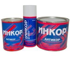 """Антикоррозионное покрытие """"Инкор"""""""