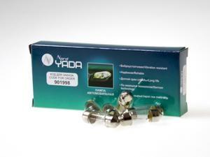 C10W12V (31mm) SV8.5 автолампа Nord YADA (салон,подсветка номерного знака)