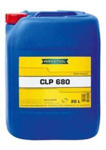 Getriebeol CLP 680