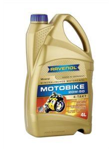 Motobike 4-T Mineral SAE 20W-50