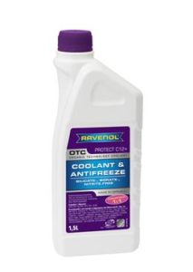 OTC Organic Technology Coolant Concentrate- silikatfrei