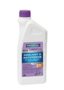 OTC Organic Technology Coolant HOT CLIMATE -15°C